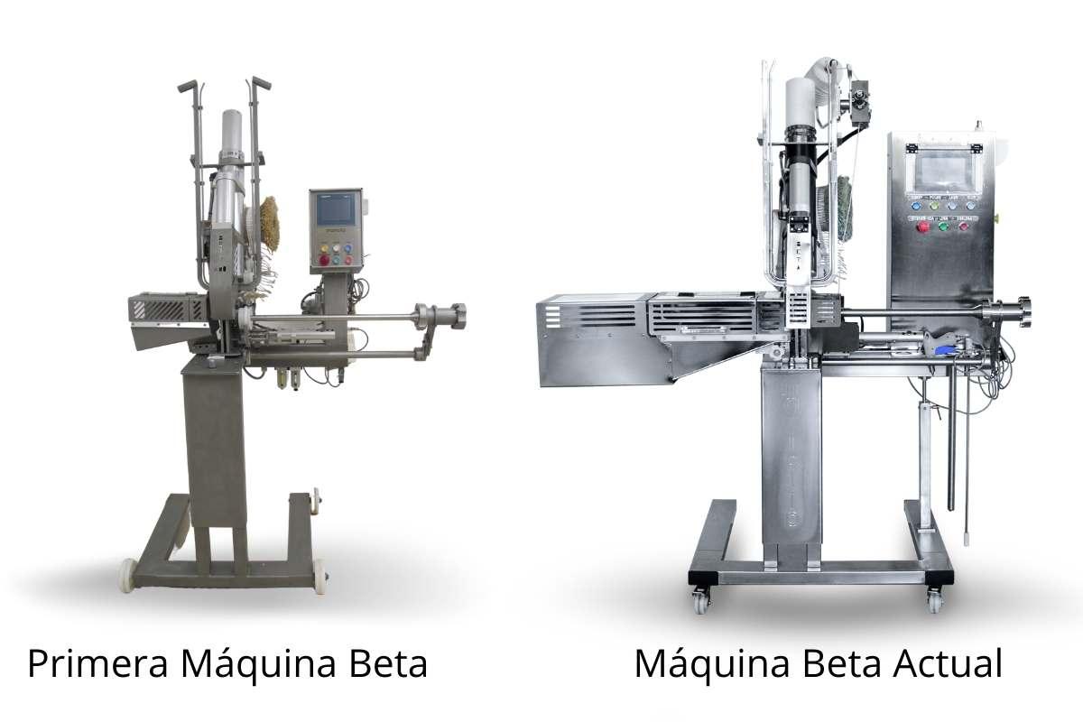 Máquina Clipadora Automática Beta